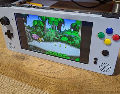 Handheld Emulation Console