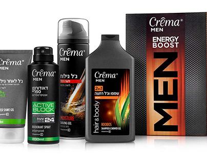 Crema men Hair & Bodycare
