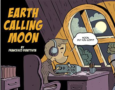 Earth calling Moon / Terra chiama Luna - Webcomic