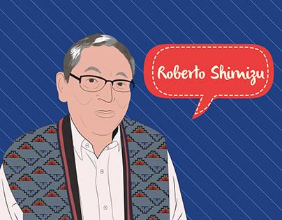 Coleccionista Roberto Shimizu