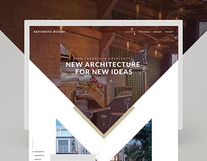 Martinkovic & Milfort Website