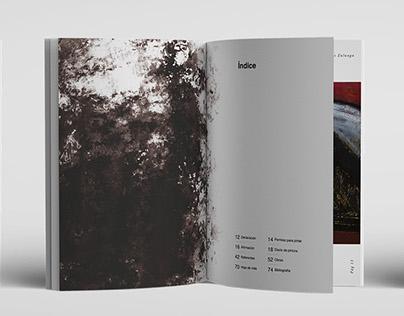 Book: De la cama al lienzo
