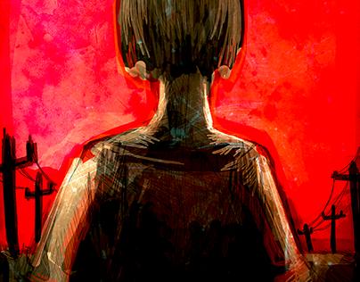 Digital Illustration: Graphic novel