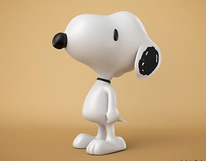WIP Snoopy 3D - Metlife