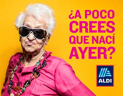 ALDI Mother's Day Promo