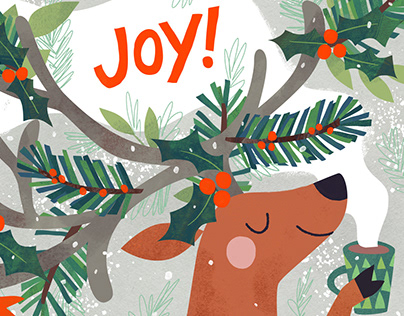 Joy! Christmas Cards