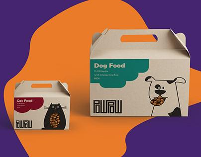 POWPOW - Pet Food