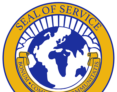 Pomona Unified School District — Seal of Service Emblem