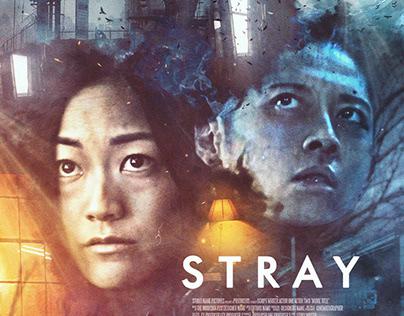 Stray Key Art - 4 Posters