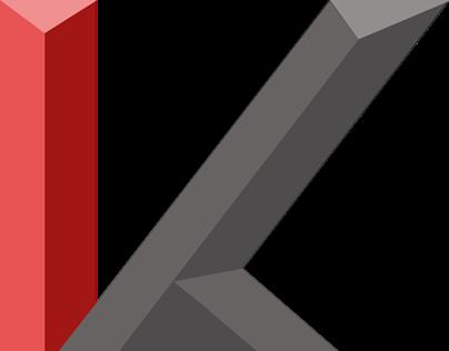 Create K Logo