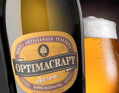 OptimaCraft Beer website