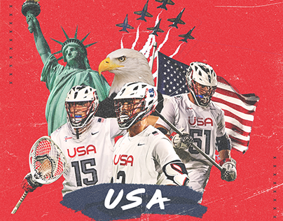 USA Men's Lacrosse 2018 World Champions