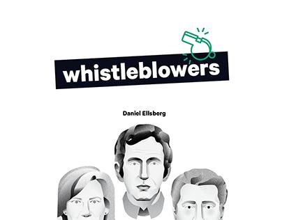 Whistleblowers (Illustration)