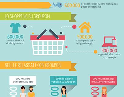 Infografica Italiani e Tempo Libero