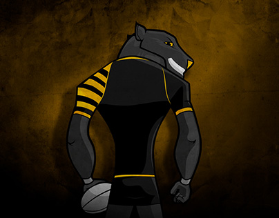Mascota - Cerberos Rugby Football Club