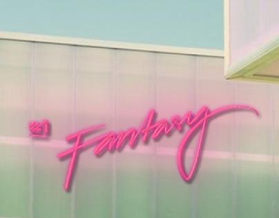 #1 FANTASY GIRLS CLUB identity & concept