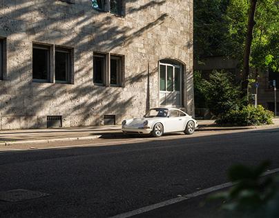 Singer Porsche 911 - take 2