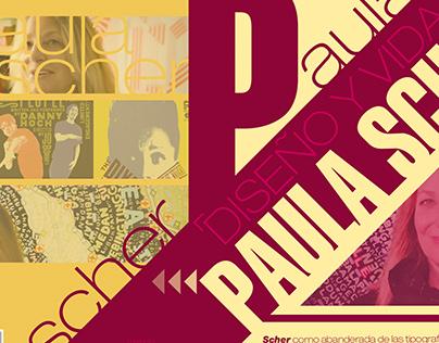 REVISTA PAULA SCHER