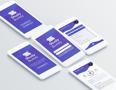 Aplicação Mobile | Study Buddy