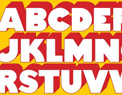 P22 Glaser Kitchen font revival