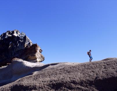 Conociendo un volcán - Tenerife -