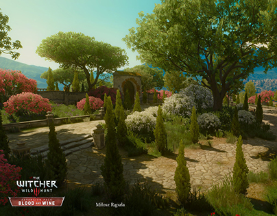 Witcher 3: Blood And Wine Scene Selection