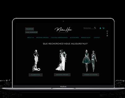 Conception Logo + refonte site web + Branding