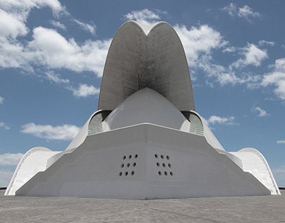 The White Beauty / Santiago Calatrava