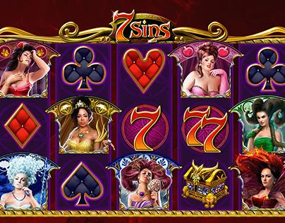 7Sins Slot Game