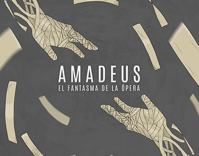 CD Cover Amadeus