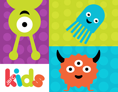 JBFC Kids Branding