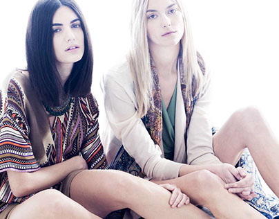 Camomilla Italia fashion collection Summer 2015