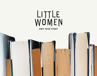 Alternative film poster for the movie ''Little Women''