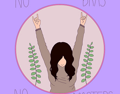 No Bras, No Masters