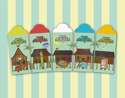Raya Packets Collection