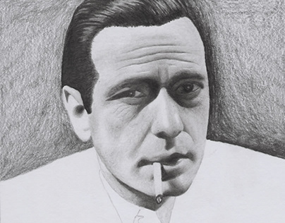 Humphrey Bogart (illustration)