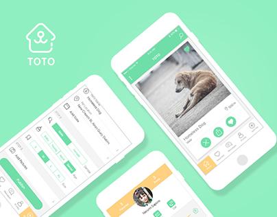 TOTO - Pet Adoption App