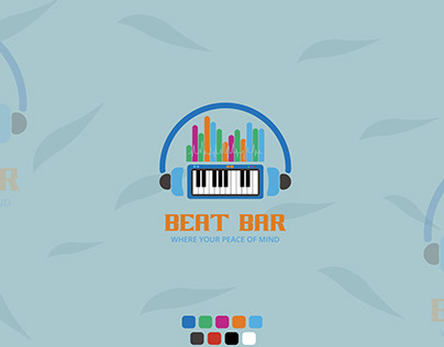 Logo - BEAT BAR ( Music Cafe )