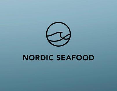 Nordic Seafood corporate identity