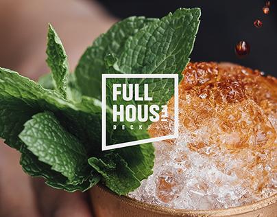 FULL HOUSE | Deck Bar