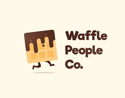 Logo Design - Waffle Bar