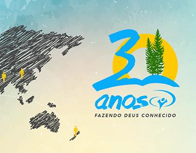 30 anos Jocum Recife