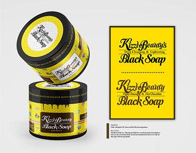 KizzleBeauty Cosmetic Branding