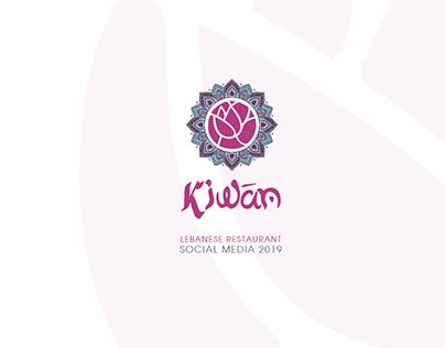 Kiwan - Social Media
