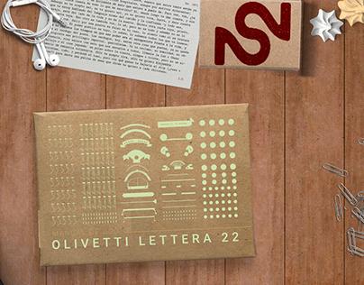 Olivetti Lettera 22 · Manual de uso