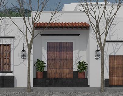 Casa de la Iguana