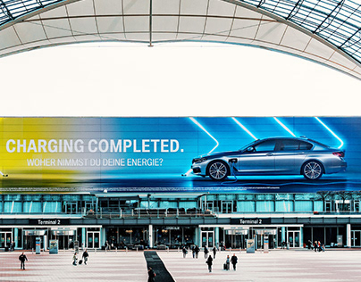 BMW & MINI Banner Airport MUC