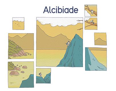 """Alcibiade"" by Rémi Farnos | Book Trailer"
