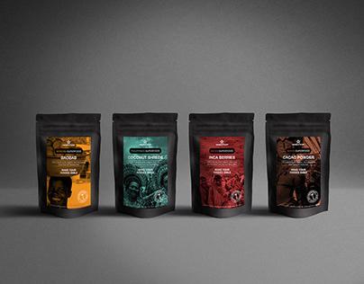 Rawsome / Packaging