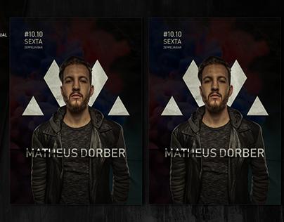 Identidade Visual Matheus Dorber